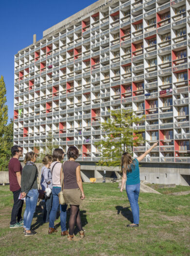 Site le Corbusier