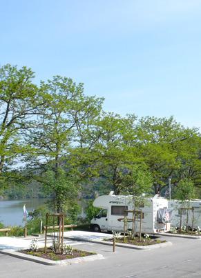 Camping aire de service