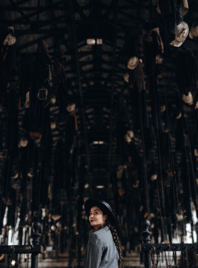 Julien Tamara (7) Puits Couriot - Parc Musée de la Mine