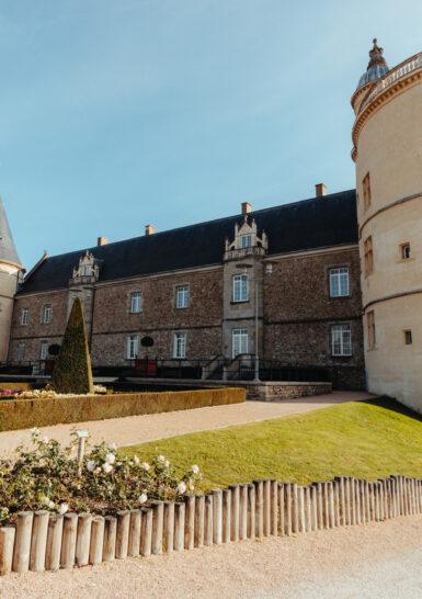 Saint-Etienne HD-110 Château de Bouthéon