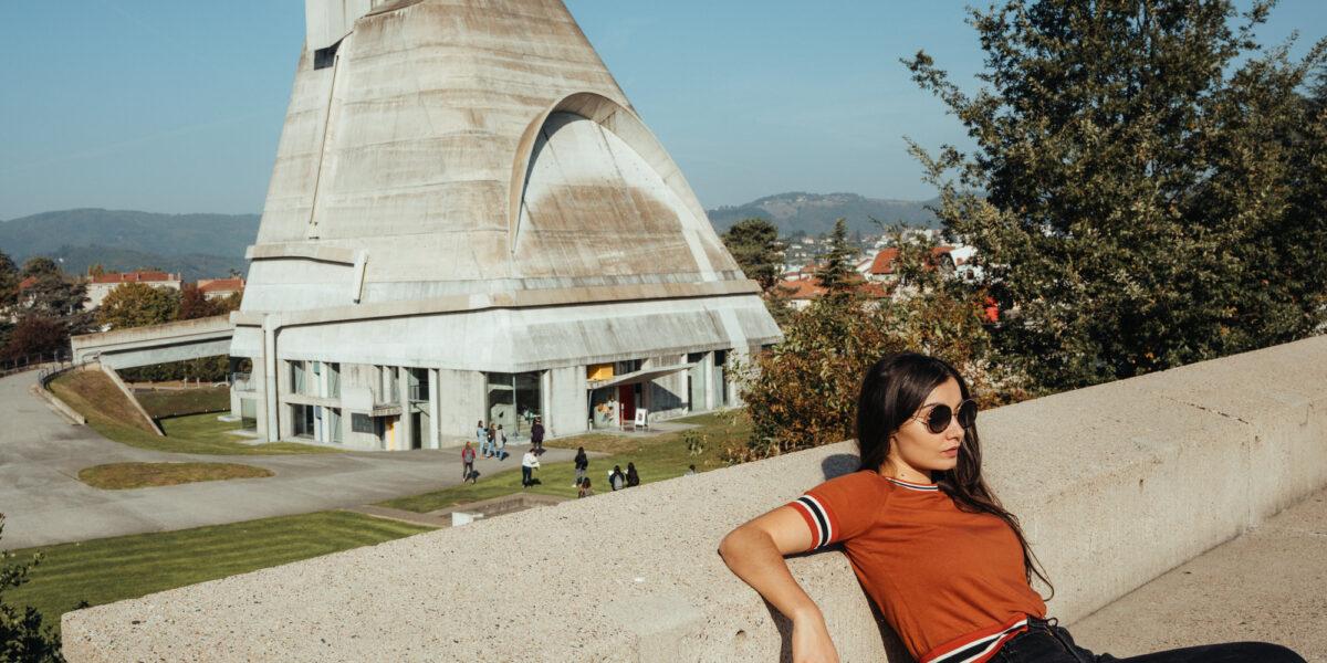 Le site Le Corbusier de Firminy