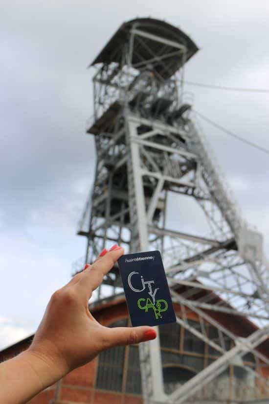 City Card musée de la Mine