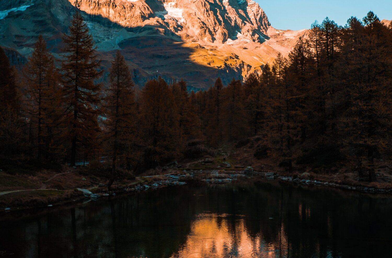 Montagne-paysage