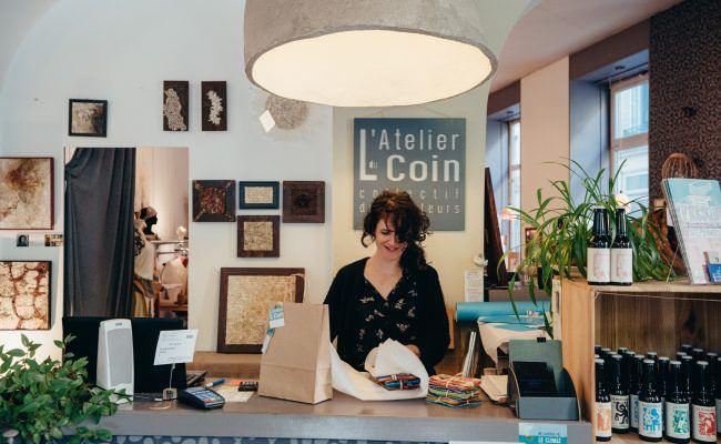 4 SECTION ACCUEIL - Atelier du Coin