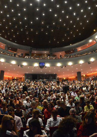 salle de l'opéra - Charly Jurine