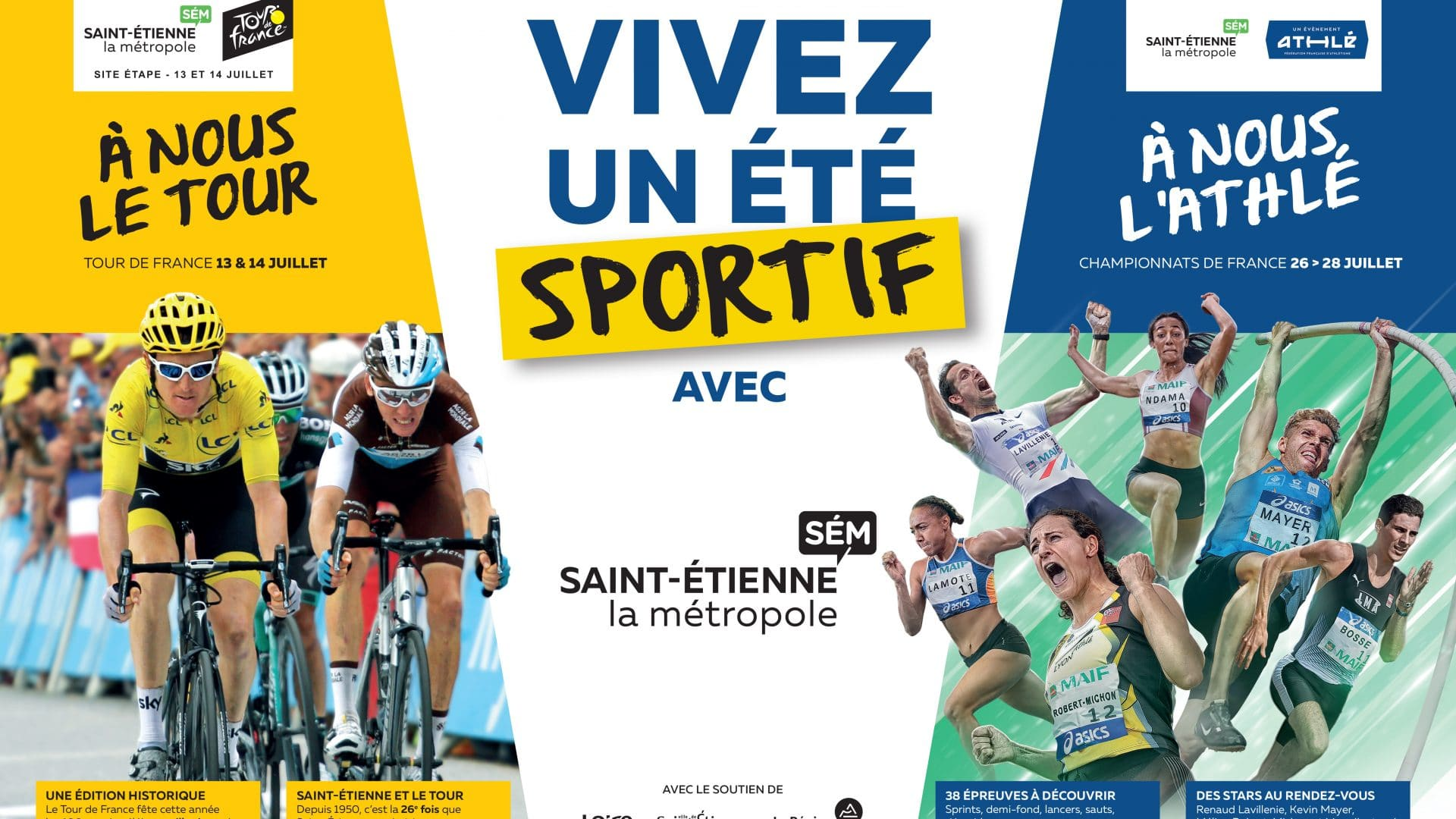Visu Tour de France + Championnats de France