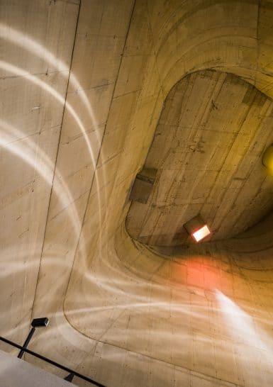 Église Saint-pierre Le Corbusier à Firminy Vert
