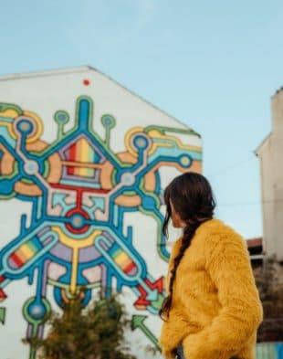Le paradis du graffiti