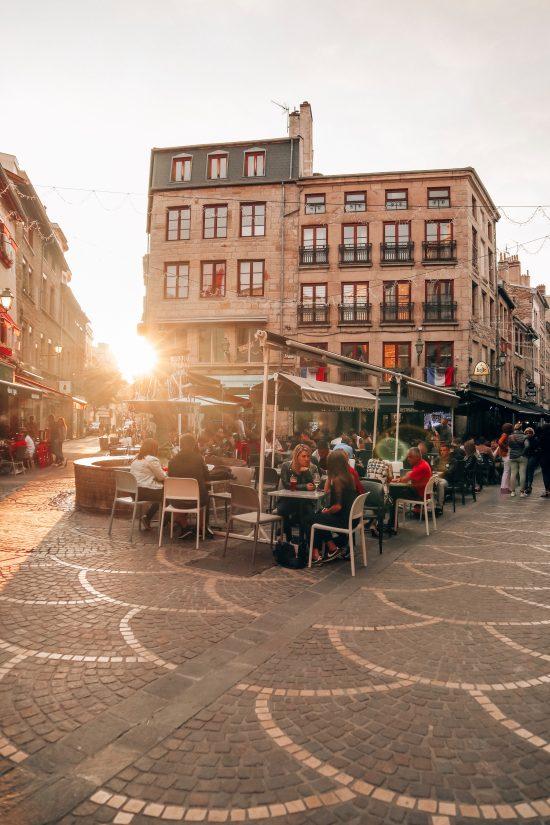 Rue Martyrs de Vingré