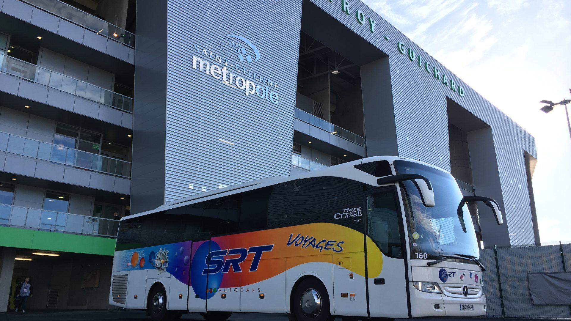 SRT Autocars - Bus