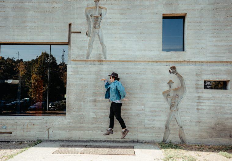 Buchowski et Vagabonde Site Le Corbusier - Le Modulor
