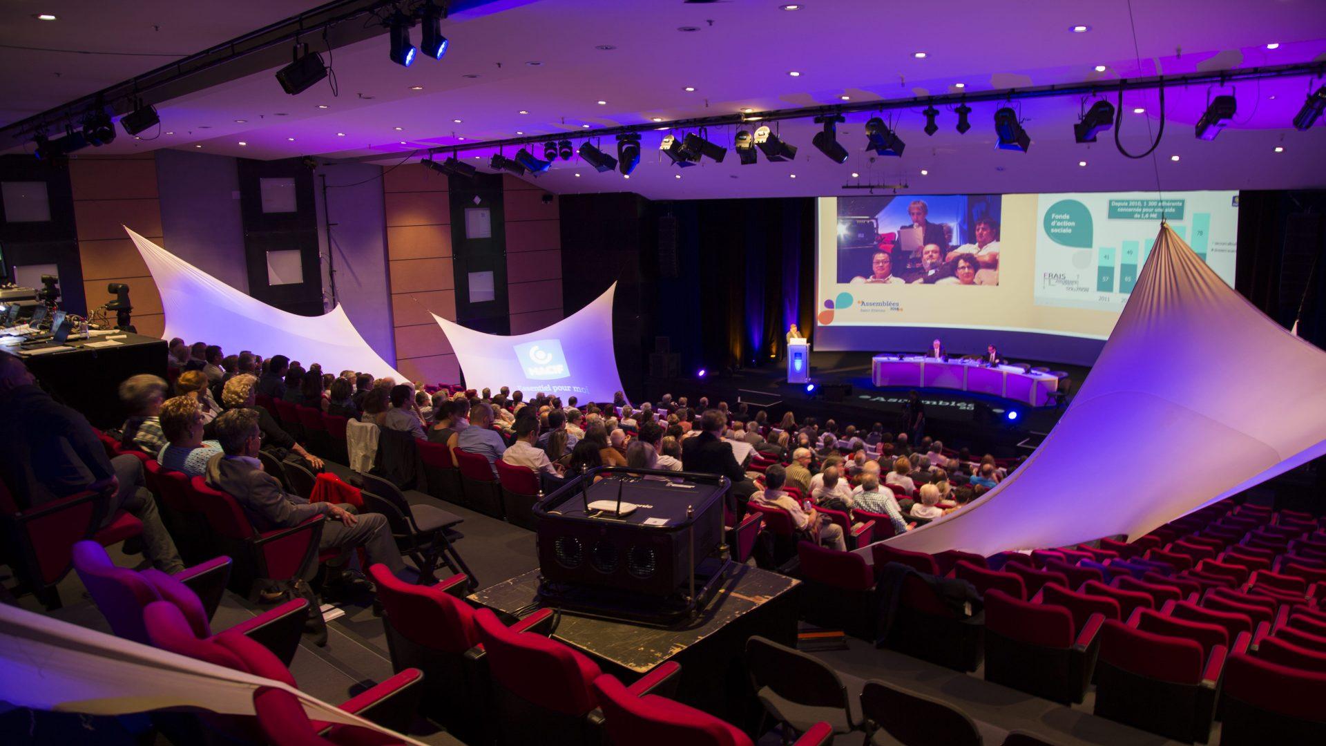 Centre de Congrès - Saint-Etienne Evenements