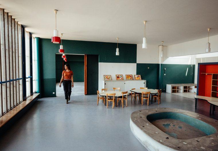 Buchowski et Vagabonde Site Le Corbusier