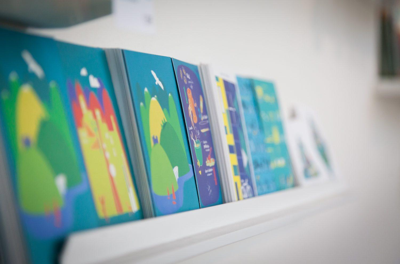 Cartes postales - Magali Stora