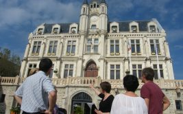 Saint-Galmier reveals its heritage treasures guided tour