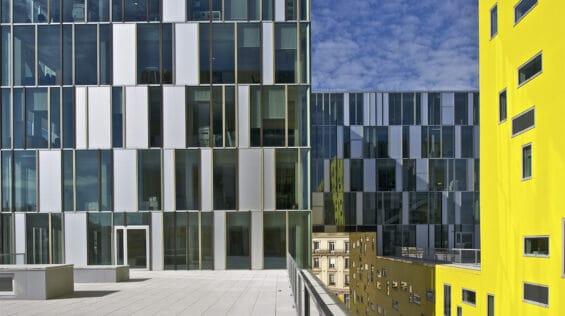 Cité Gruner Siège de Saint-Etienne Métropole Copyright Manuelle Gautrand et Philippe Ruault Usage institutionnel HORS PRESSE_0 - Copie