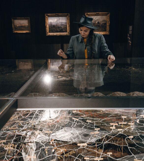 Julien Tamara (1) Puits Couriot - Parc Musée de la Mine