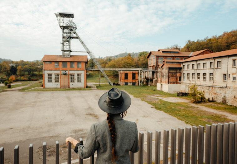 Julien Tamara (3) Puits Couriot - Parc Musée de la Mine
