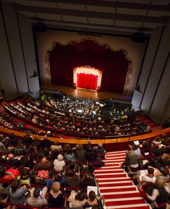 Salles de spectacle et théâtre