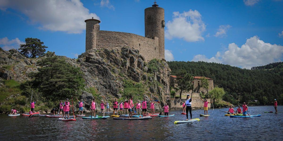 Loire paddle trophy