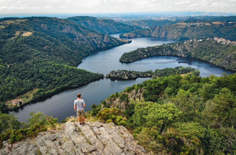 Gorges de la Loire_Plateau danse ©Saint-Etienne Tourisme&Congrès_Trekking&Voyages