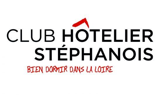 Logo club hotelier stéphanois