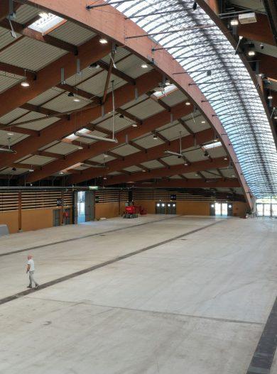 Hall B Parc des Expositions